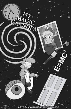 My Magic Grandpa + Twilight Zone Crossover