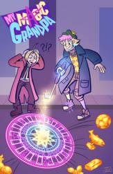 My Magic Grandpa + Fullmetal Alchemist