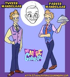 The Wandelaar Twins [Update]