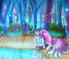 Tears of a Heartbroken Princess