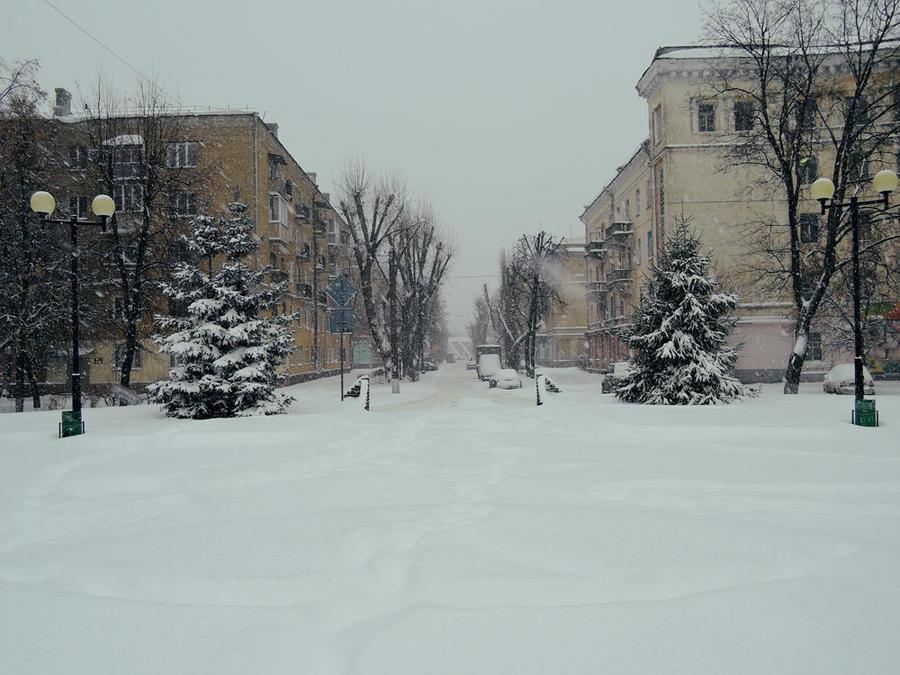 Winter by Morskaya-aka-Umino