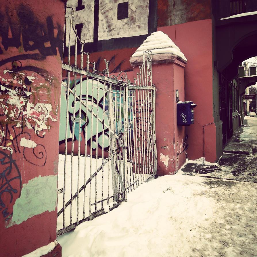 Street by Morskaya-aka-Umino