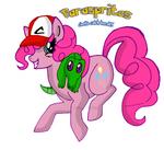 Pinkie Pie- Gotta Catch em All