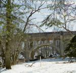 Chestnut Bridge Deconstruction