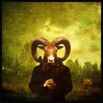 Horned Priest 02 by MOracz