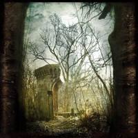 Broken Temple by MOracz