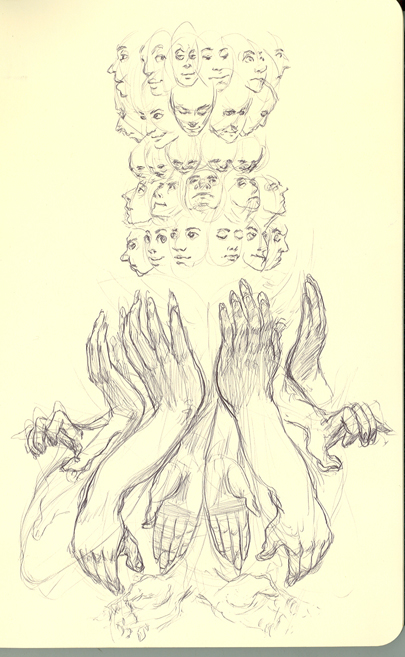 Hands by DaksAttack