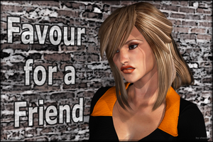 Favour for a Friend Title by checker625
