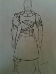 PJ Fredricks Armor/Character Concept