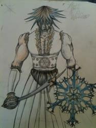 Mattimeo Degravich Character Concept