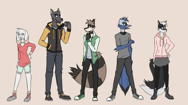 The Yiff Squad 2