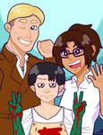 SNK: Scouting Legion Friends