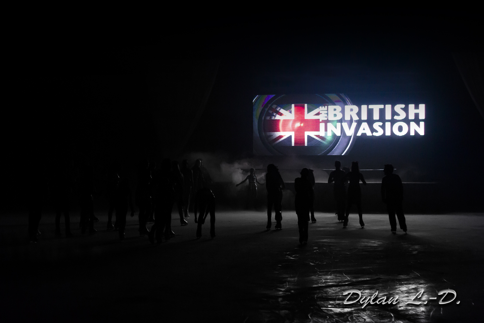 British invasion by jedylan