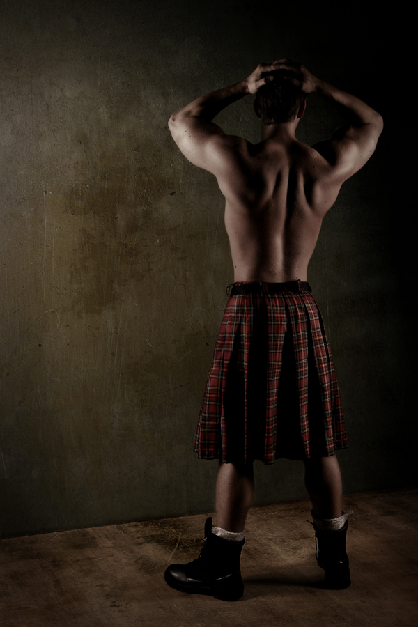 Kilt by angelikakrinke