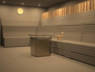 Sauna Wip 3 by supertostaempo