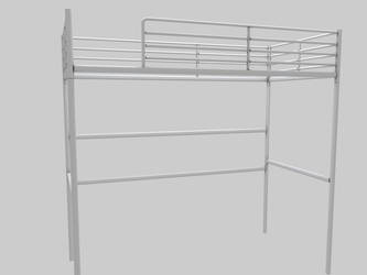 bed frame wip by supertostaempo