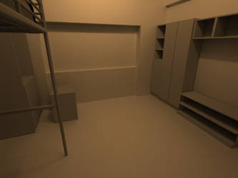 Bed Room Wip 2 by supertostaempo