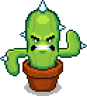 AngryCactus by Toineed