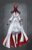 Laranoa the White Mage