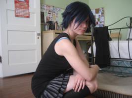 Sasuke crouch