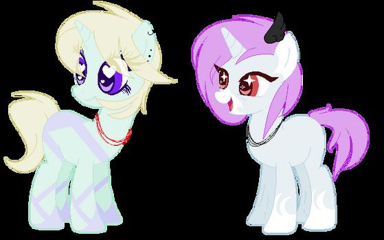 Random Pony Adoptables #2 {OPEN:2/2}
