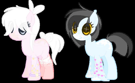 Star Power Pony Adopts {CLOSED}