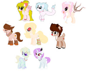 Unsold Adoptables Mlp Adopts Re Sell OTA Open