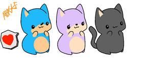 Potato Sonic/Furry Base: Super Kawaii! 2