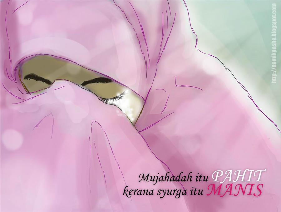 Mujahadah... by namikpasha