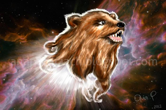 El oso cosmico