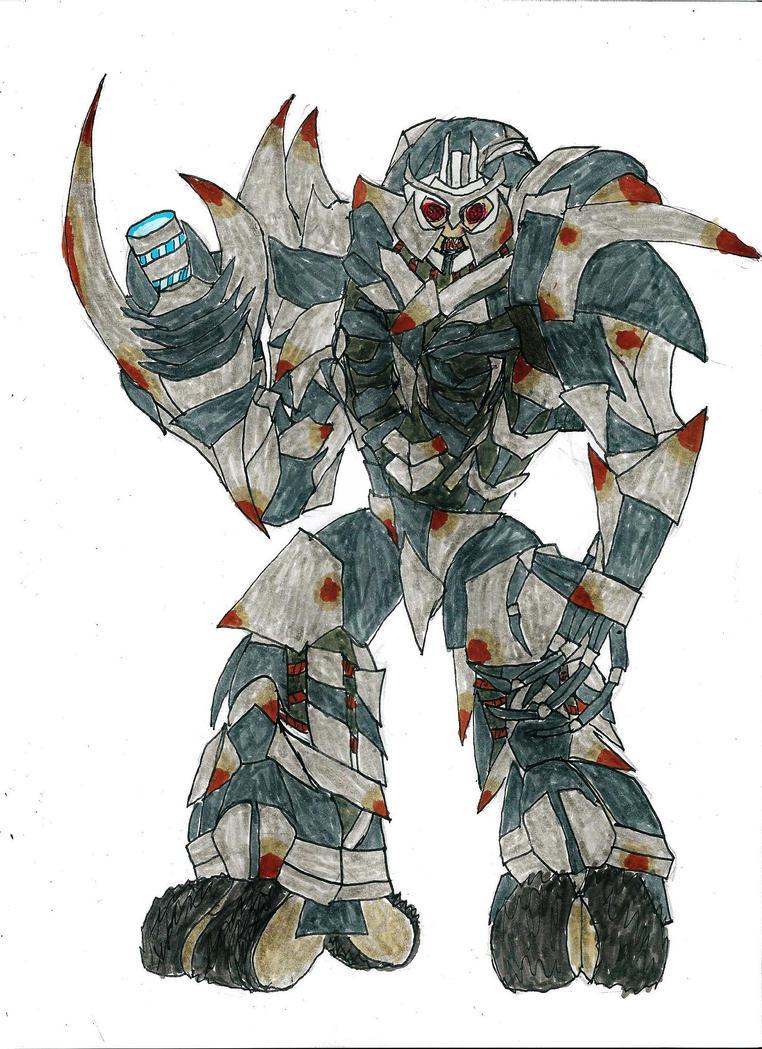 Megatron Transformers 2 Toy Pictures