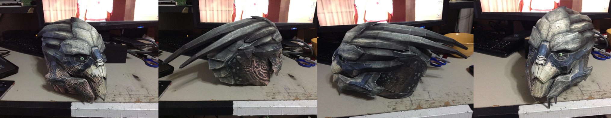 Life Size Garrus by tankball