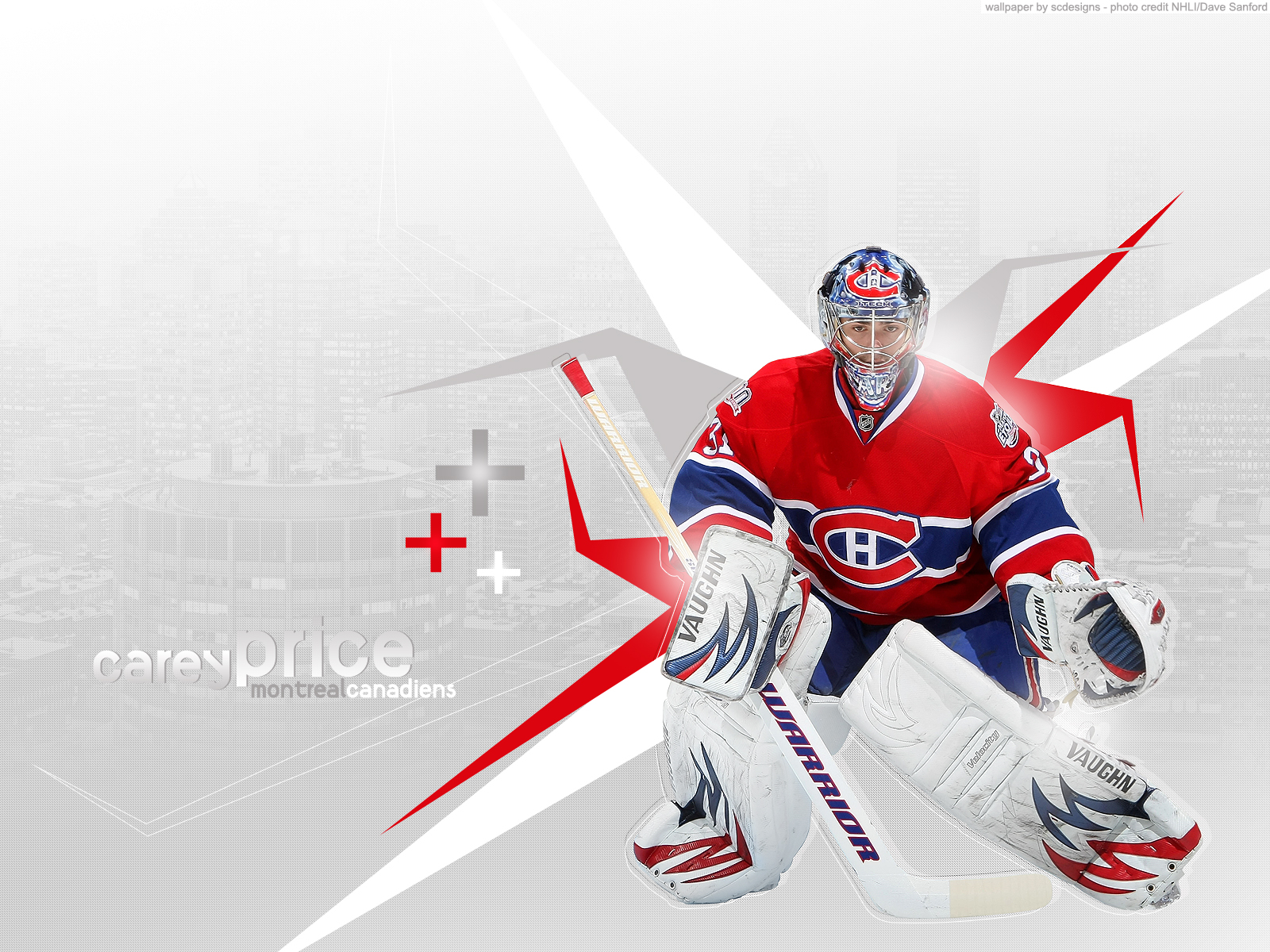 ... Wallpaper Carey Price [PHOTOSHOP] by sam41