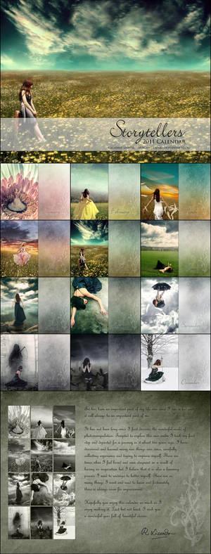 Storytellers 2011 Calendar