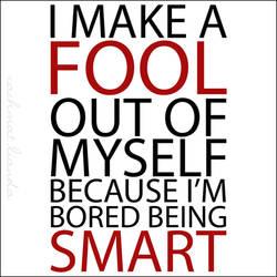 Fool by arhcamt