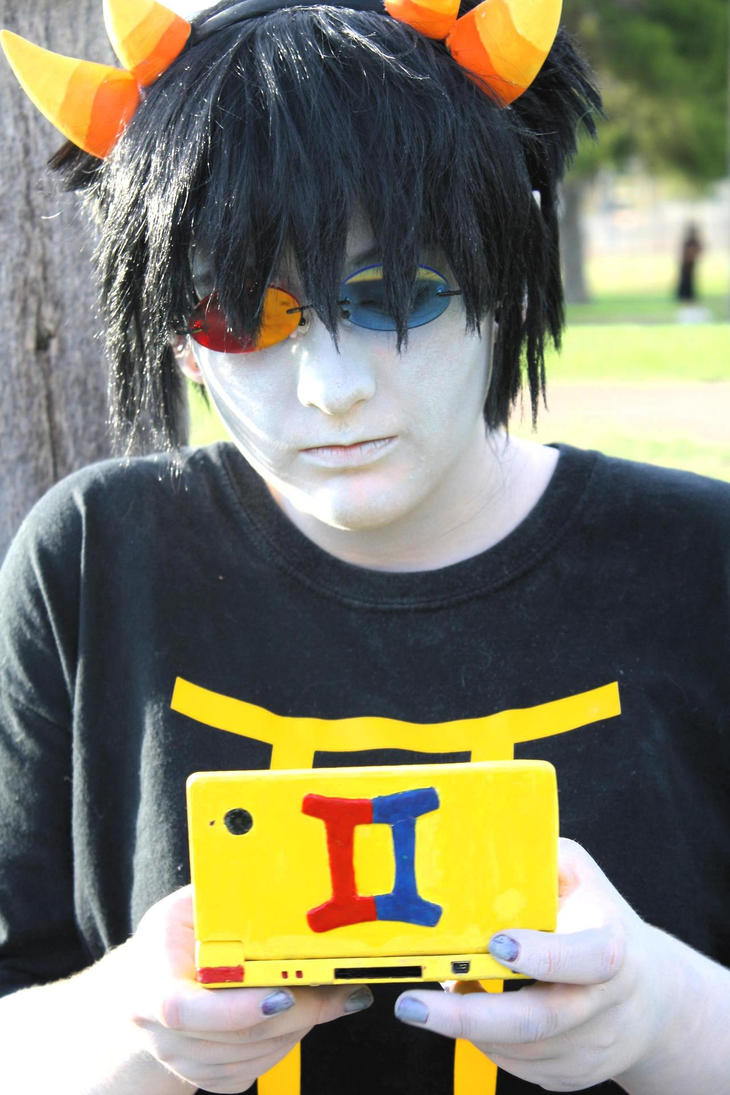 Sollux Cosplay Hair Sollux captor byHomestuck Cosplay Sollux