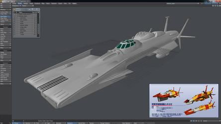 Isokaze class update2