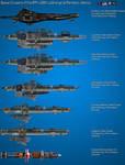 USSN EFR LaGrange Cruisers