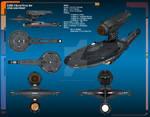 USS Zephyr Data Sheet