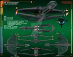 Romulan Battlecruiser Data Sheet