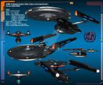 USS Excalibur Data Sheet