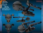 USS Horizon Class data sheet