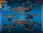 USS Moscow Data Sheet