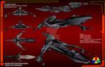 Klingon D-1 Dk'Tahg Dueler