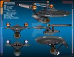 USS Constitution Data Sheet