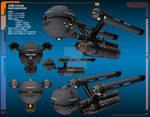 USS Archon Data Sheet