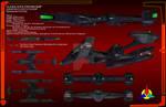 Klingon Crown Ship Data sheet