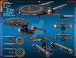 USS Baton Rouge Data Sheet