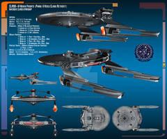 USS Avenger Data Sheet