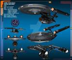 USS Achernar Data Sheet